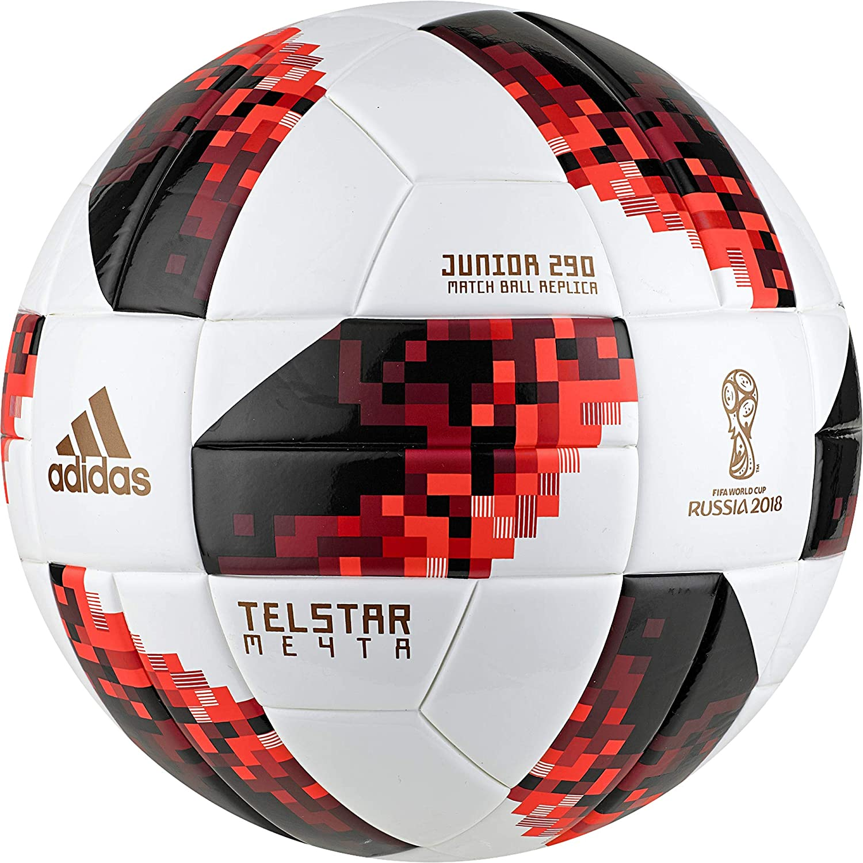 adidas FIFA Campeonato Mundial de Fútbol Knockout Junior Balón ...