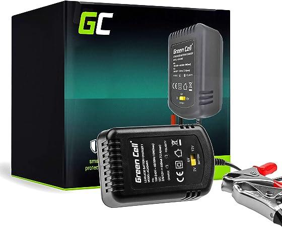 Green Cell Ladegerät Automatische Kompensation Elektronik