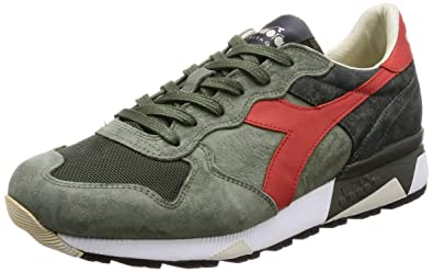 Diadora 161885-70432  Heritage Trident 90 S Sneakers Green Toad (Black 308918dcf4a