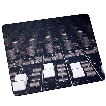 Alfombrilla de ratón - Mesa de mezclas (estudio de grabación ...