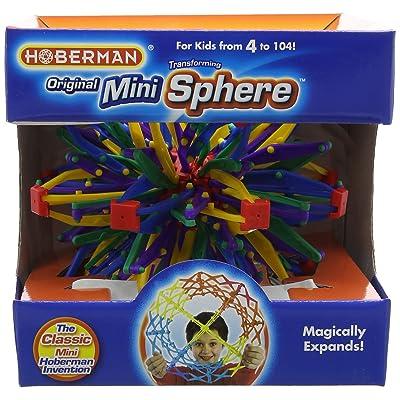 Hansen M1301 Hoberman Mini Sphere: Toys & Games