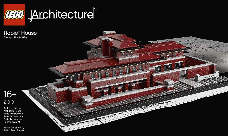 LEGO Architecture 21010 - Robie House: LEGO: Amazon.es: Juguetes y juegos