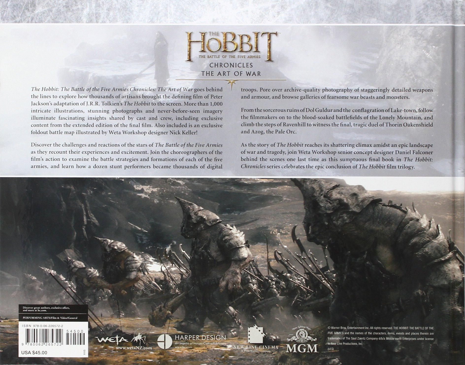 The Hobbit Chronicles Art And Design