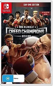 Big Rumble Boxing Creed Champ Champions - Nintendo Switch