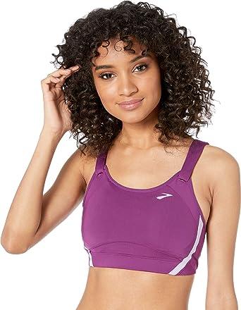 c57ae03254c Brooks Women s Jubralee Sports Bra at Amazon Women s Clothing store