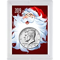 2019 P JFK Santa Half Dollar Brilliant Uncirculated