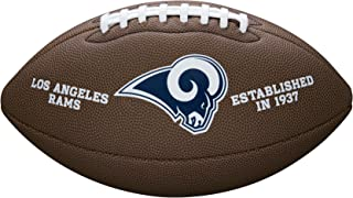 Caseys Distribution 2638810111 St. Louis Rams Composite Wilson Football