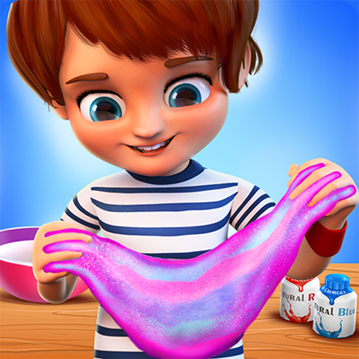 DIY Fun Slime Maker 3D: Squishy, Fluffy, Stretchy & so Satisfying! (Couchs For Children)