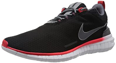 Nike Mens Free OG 14 Br Running Shoe Black  Cool Grey  White