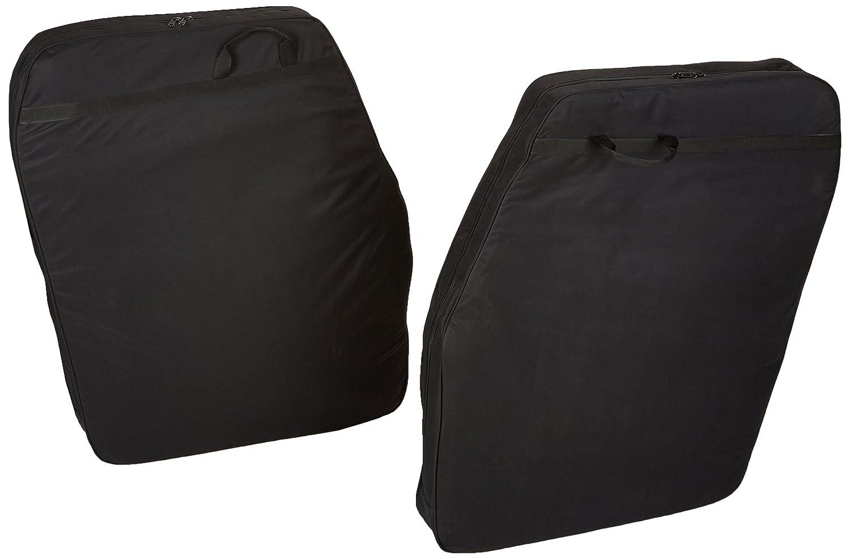 Smittybilt 595201 Vinyl Black Hard Door Storage Bag