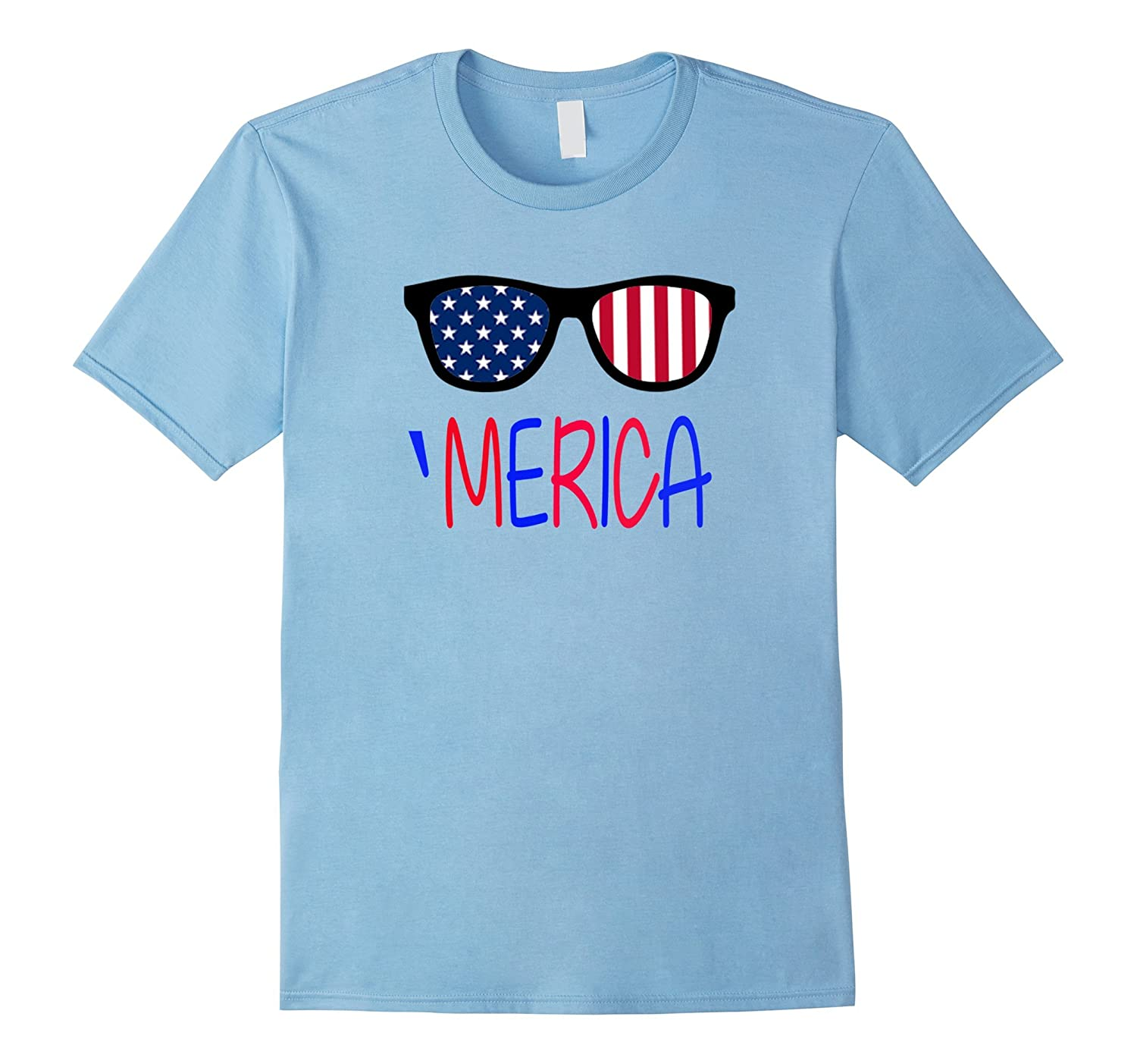 4th of July Shirt - Patriotic Shirt - Fourth Of July Shirt-PL