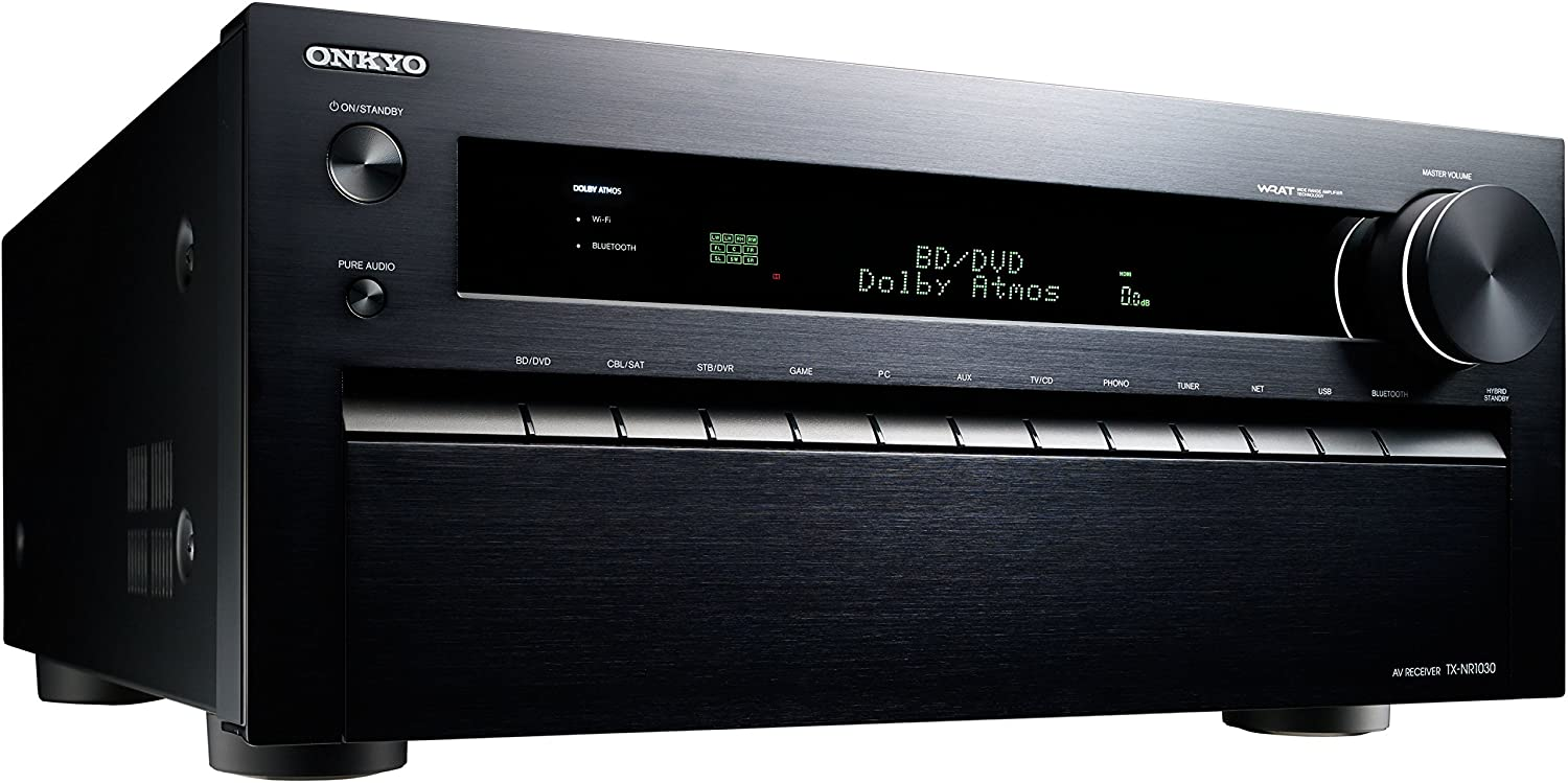 onkyo 646. amazon.com: onkyo tx-nr1030 | 9.2 channel dolby atmos ready network av receiver: electronics 646 o