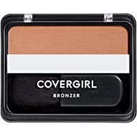 COVERGIRL Cheekers Blendable Powder Bronzer Golden Tan.12 oz (packaging may vary)