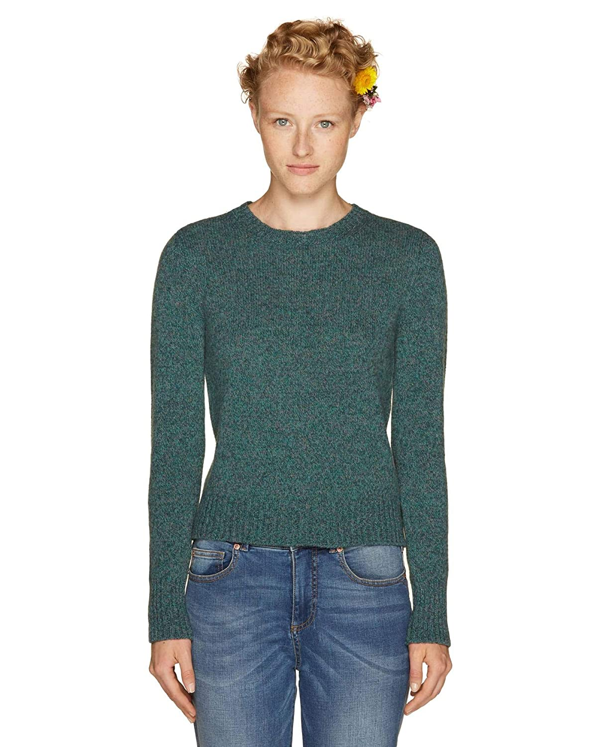 United Colors of Benetton Sweater L/S Sudadera para Mujer