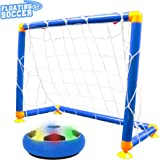 Big Mo's Toys Soccer Game – Indoor Sports Hover Soccer Ball with Goal Game - 1 Set
