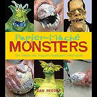 Papier-Mache Monsters (English Edition)