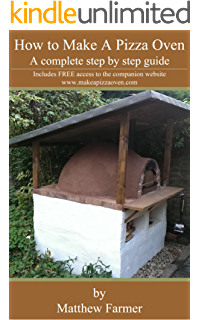 Amazon cob oven construction in text and images ebook david how to make a pizza oven fandeluxe Choice Image