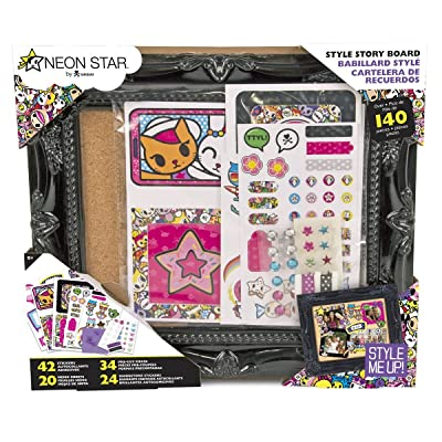 Style Me Up! Tokidoki - Style Story Board: Toys & Games