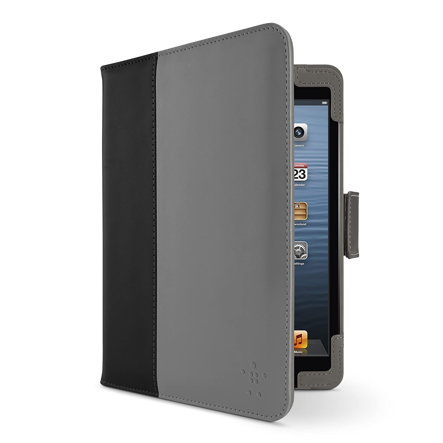 Ipad Air Classic Book Cover ~ Amazon belkin classic tab cover case with stand for apple