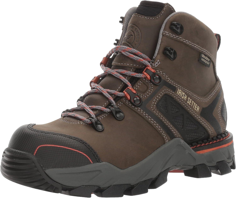 Crosby Nano Toe 83214 Boot