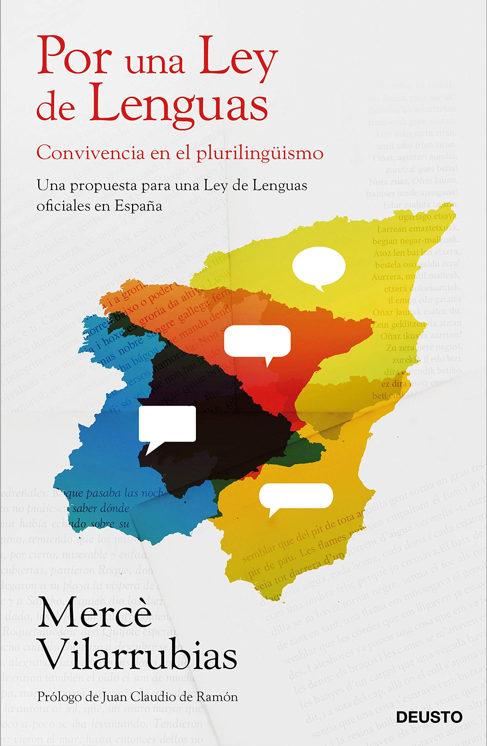 Por una Ley de Lenguas: Convivencia en el plurilingüismo por Mercè Vilarrubias
