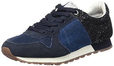Pepe Jeans Damen Verona W Volcan Sneakers