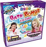 WILD! Science Bath Bombs Factory - Science Kits for Kids - Stem - Bath Bombs Experiments