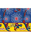Marvel Ultimate Spider-Man Plastic Tablecover 120x180 centimetres