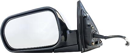 00 01 02 Accord 4-Door Sedan Manual Remote Folding Mirror Right Passenger Side R