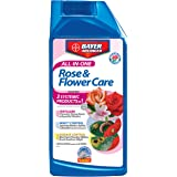 Bayer Advanced 701260 All-In-One Rose and Flower Care Concentrate, 32-Ounce