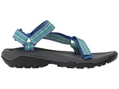 84dcbeab253d Image Unavailable. Image not available for. Color  Teva Hurricane XLT 2  Sandal Women s Hiking 7 Lago Blue