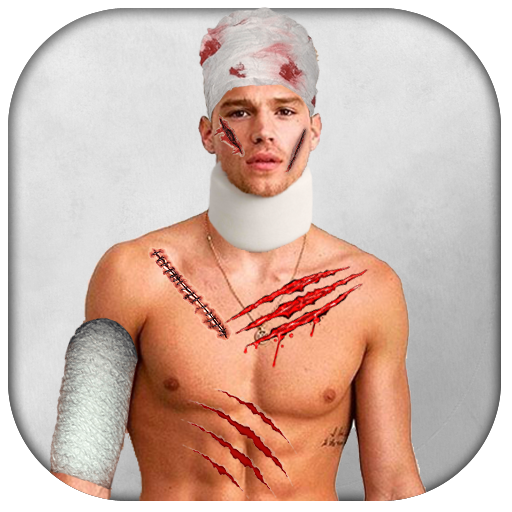 Injury Photo Editor--Zombie Photo Editor 2019 Free (Best Scary Games 2019)