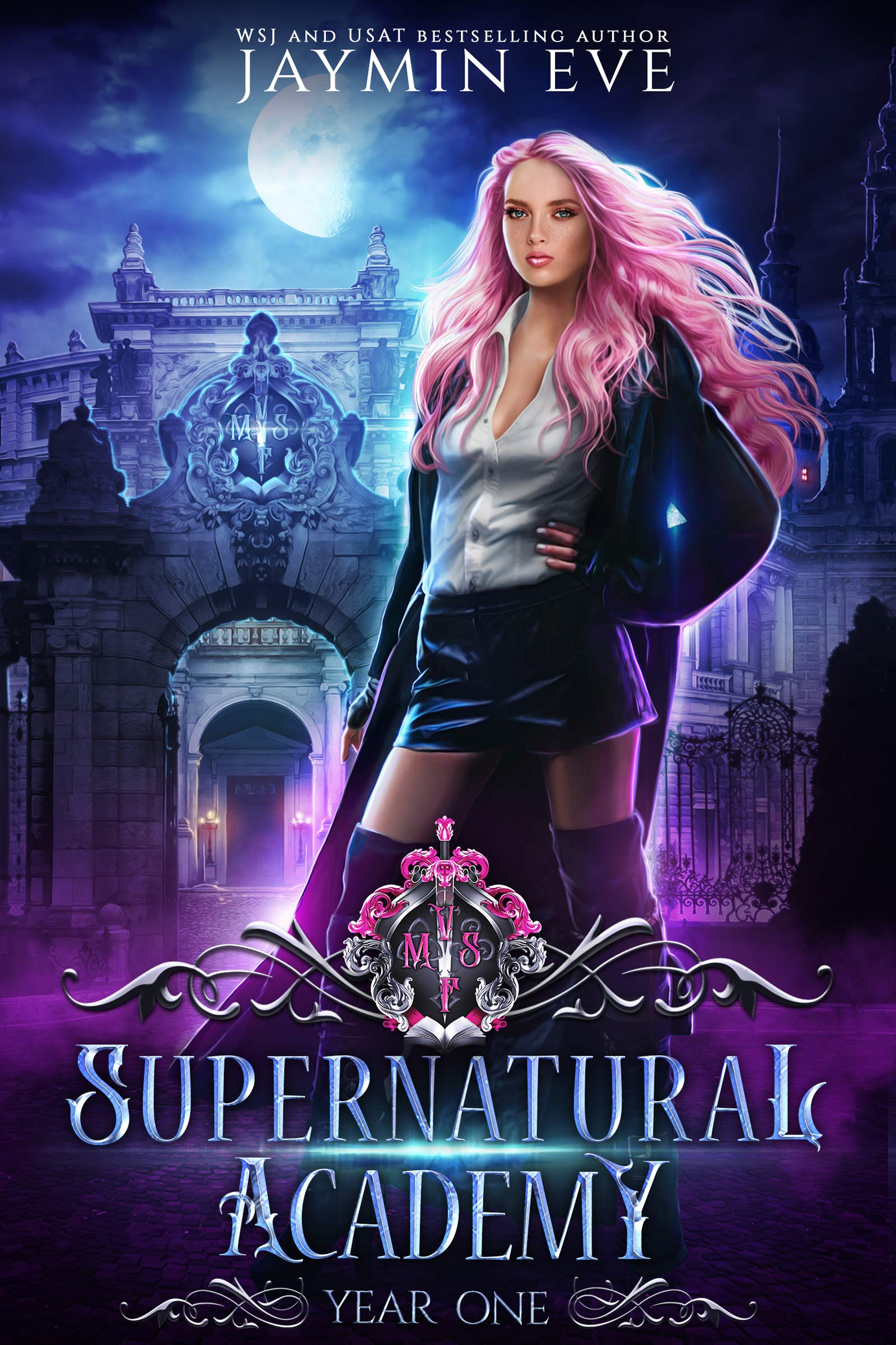 Supernatural Academy: Year One por Jaymin Eve