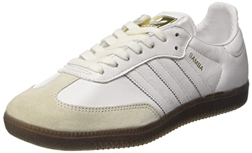 official photos db31a 2e2d2 adidas Womens Samba OG Trainers, White (Footwear WhiteFootwear WhiteGum)