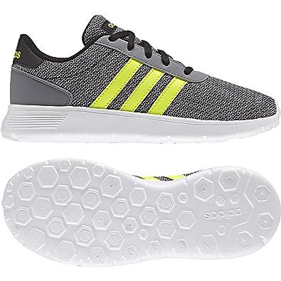 Lite Racer K Sneaker schwarz