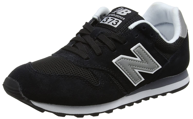 New Balance Ml373, Zapatillas Bajas para Hombre 45 EU Negro (Black)