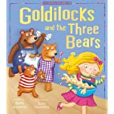 Goldilocks and The Three Bears (My First Fairy Tales)