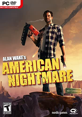 Buy Alan Wake: American Nightmare (PC) Online at Low Prices