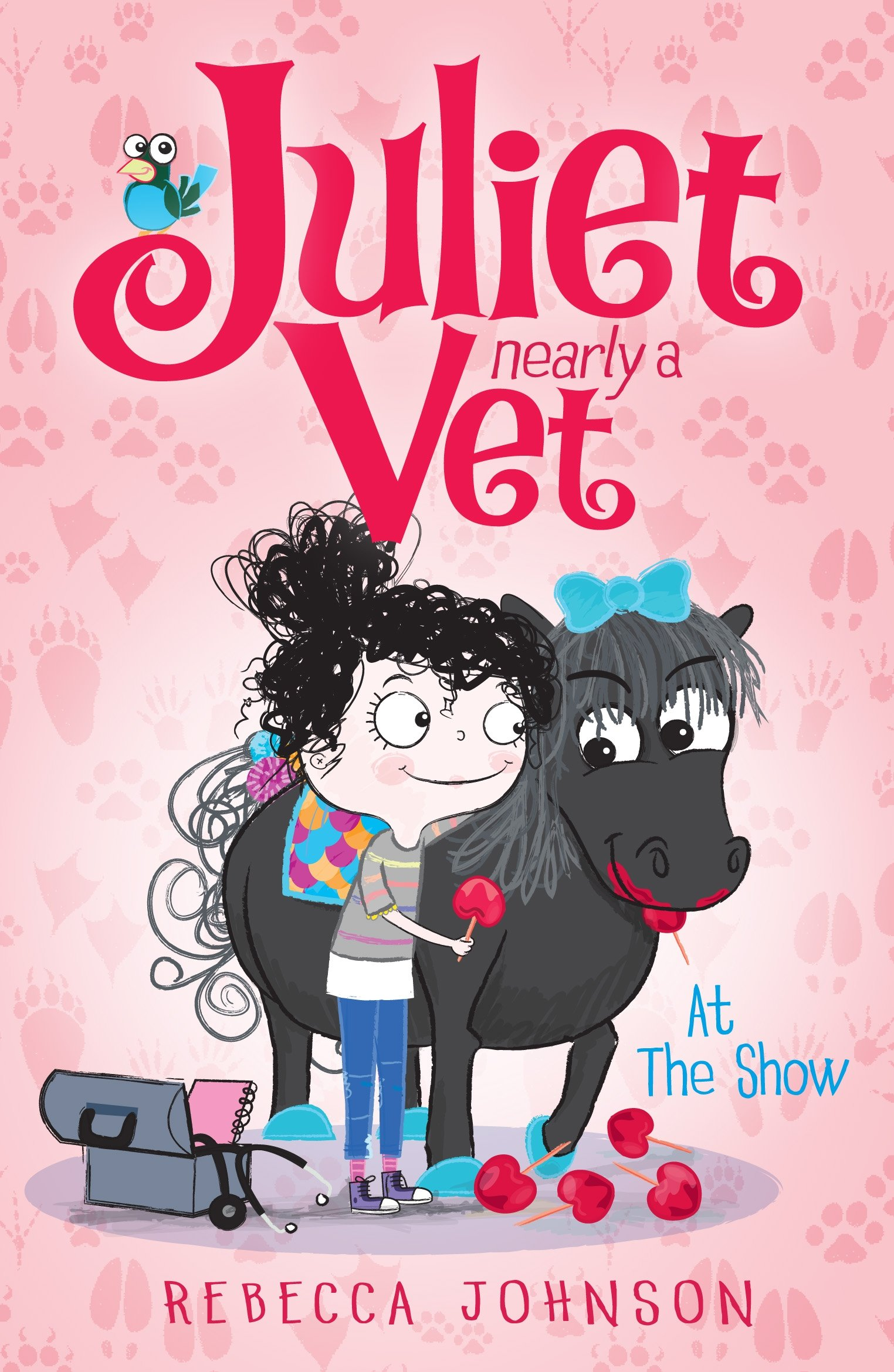 Download At the Show (Juliet, Nearly a Vet) ebook
