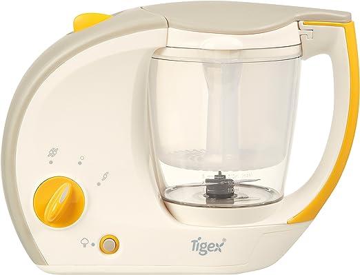 Tigex 80890528 - Cocedor vapor-batidor: Amazon.es: Bebé
