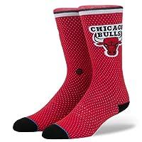 Stance NBA Arena Bulls Crew Socke