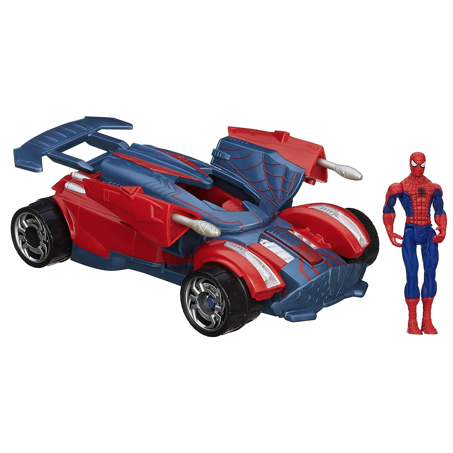 Marvel Ultimate Spider-Man S.H.I.E.L.D. Battle Racer