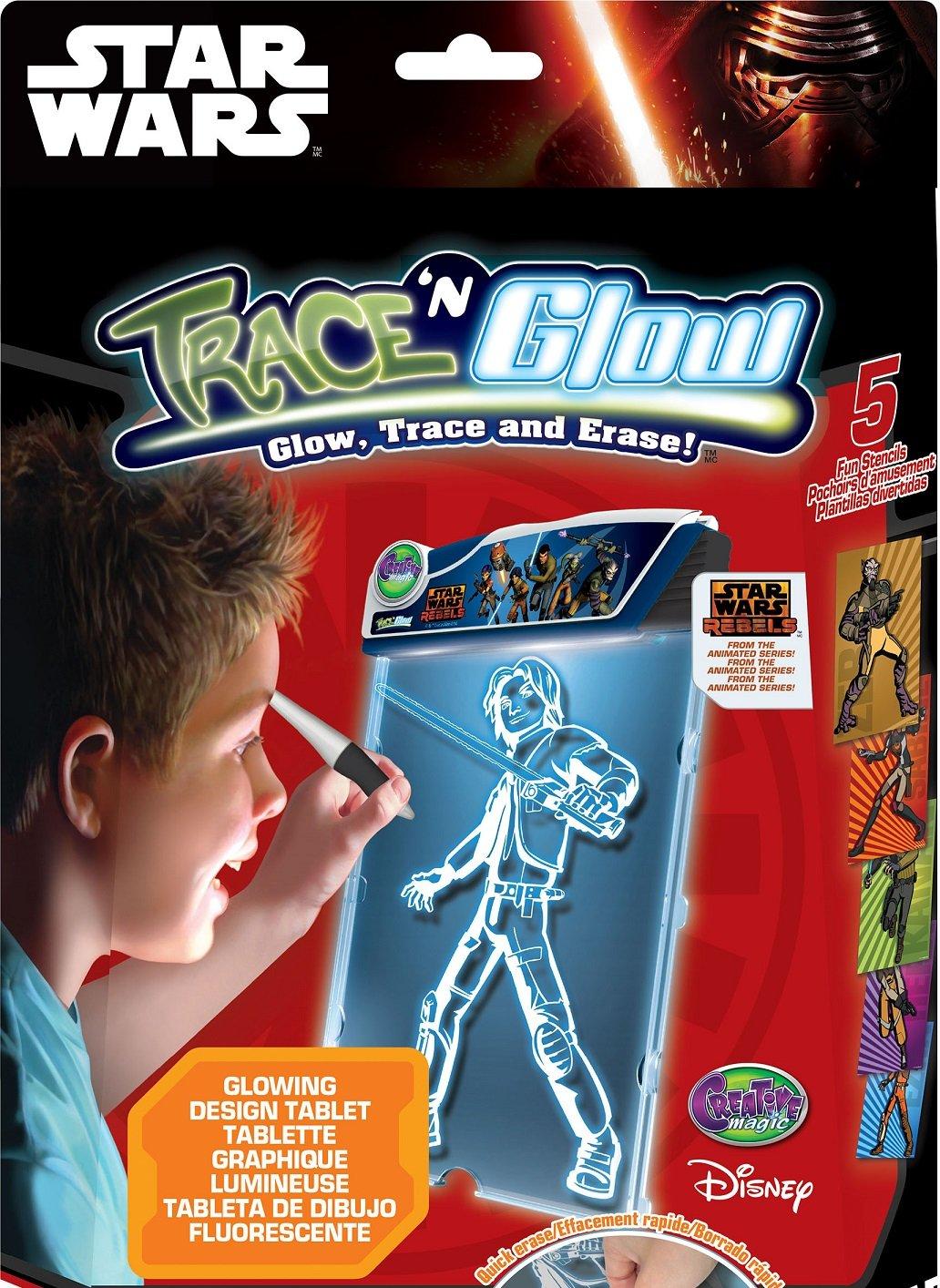 Kanaï Kids KK37207 - Trace et Brille - Star Wars: Amazon.fr: Jeux et ...