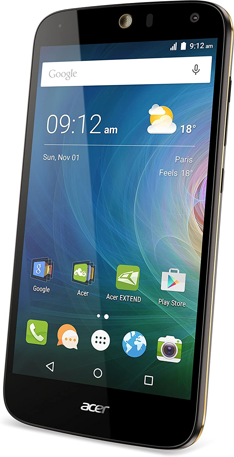 Acer Liquid Z630S - Smartphone libre Android (pantalla 5.5 ...
