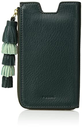 7d1a6729143 Fossil Women's RFID Phone Slide Wallet