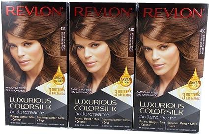 Revlon Luxurious Colorsilk Buttercream - Tinte para el pelo ...