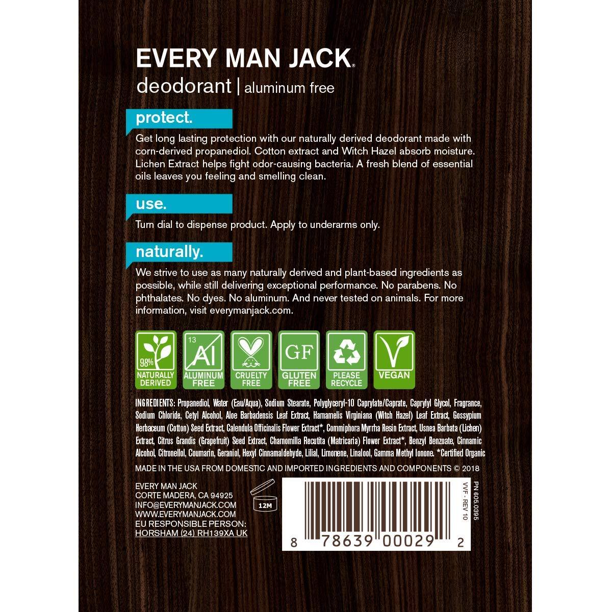 Amazon.com: Deodorante Jack de Every Man: Beauty