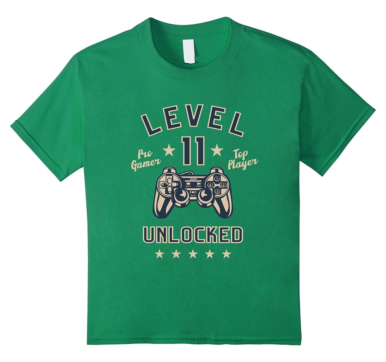 Birthday T Shirt Level Unlocked Royal-Teechatpro
