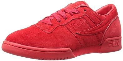5103faef Fila Men's Original Fitness Suede Fashion Sneaker