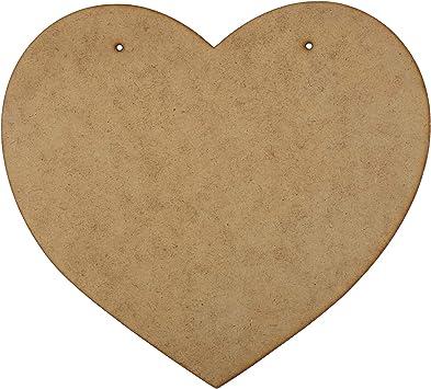 25 pcs d/écoratifs en forme de c/œur en bois vierge D/écorations C/œur en bois pour les mariages plaques Art Craft Fabrication de cartes ou d/écoration 40mm